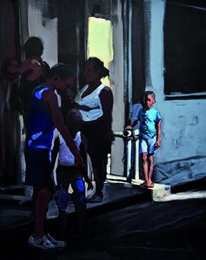Cuban family