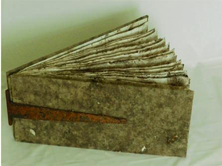 Het begraven boek: Geheugenissen